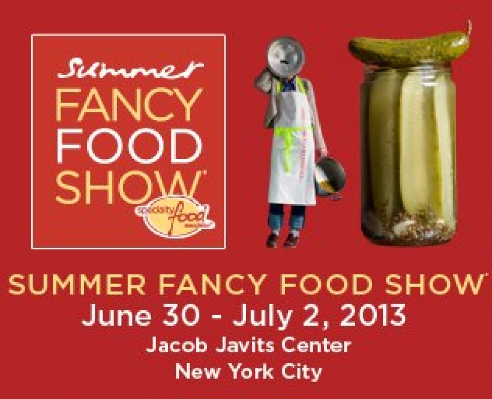 New York Food Show  Javits Center